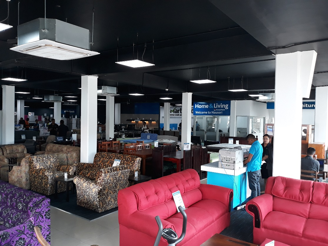 The Fiji Times New Home And Living Shopping Experience For Nausori