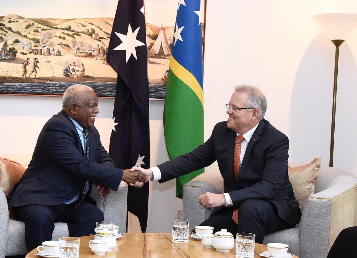 Image result for Morrison Solomon Islands