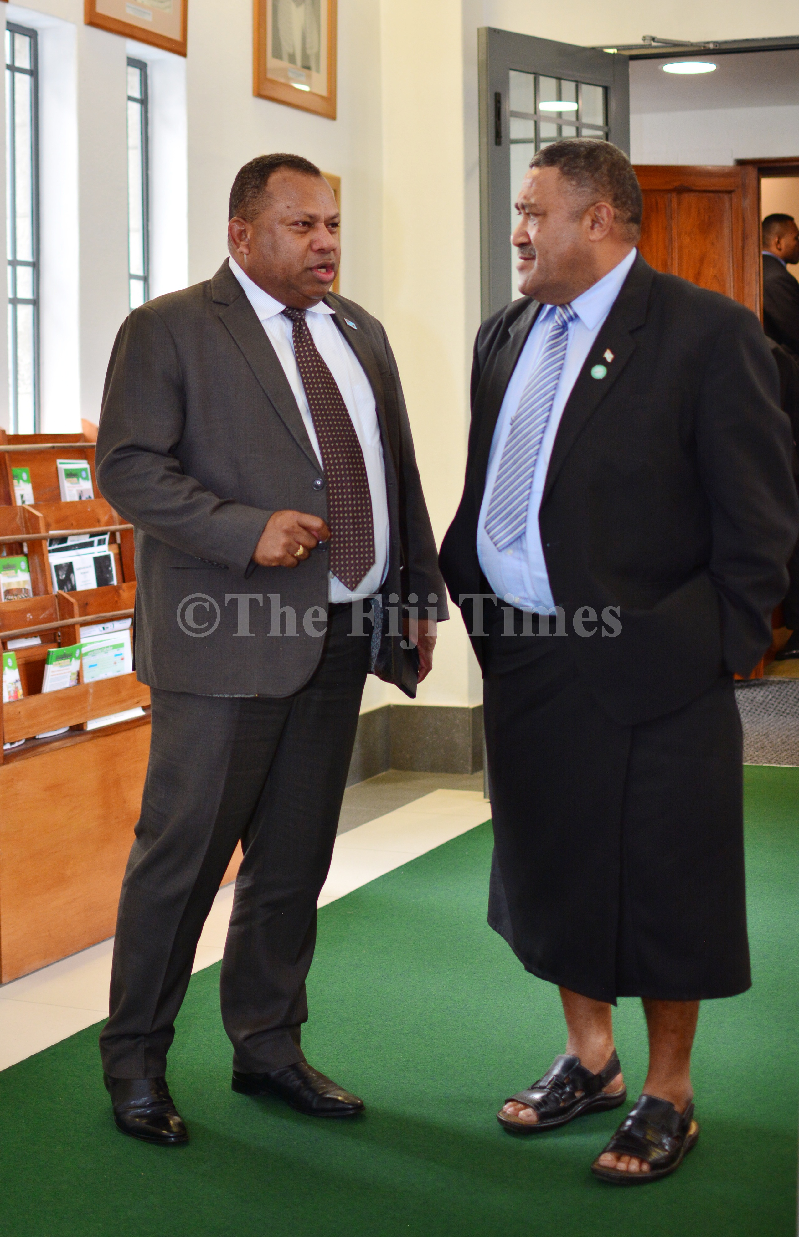 The Fiji Times » Foreign Affairs ministry struggles to fill